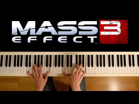 Mass Effect 3 (Piano cover) - Leaving Earth