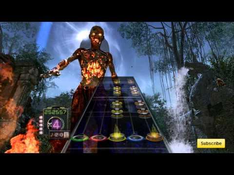 Guitar Hero 3: Elena Siegman - Pareidolia (Call of Duty: Black Ops - Shangri-La Theme)