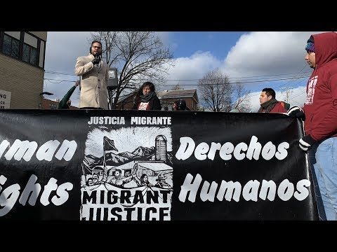 """Vermont Immigrant Rights Group Sues ICE for Monitoring, Infiltrating & """"Hunting Down"""" Organizers"""
