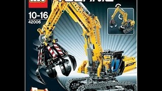 Sheep Builds - LEGO Technic 2-in-1 Excavator (Part 1)
