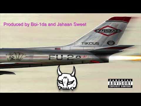 Eminem Ft Joyner Lucas – Lucky You Instrumental (First Part)
