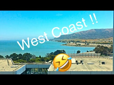 First Vlog...Flying To Cali !!!