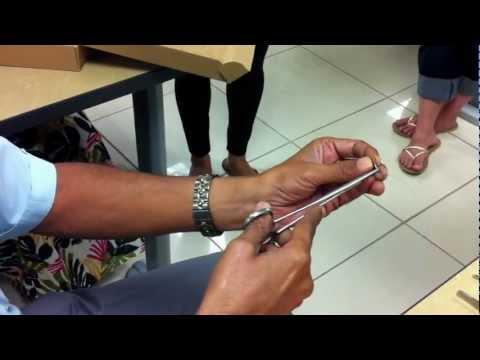 Basic Surgical Instrument Demonstration - Dr Sanjoy Sanyal