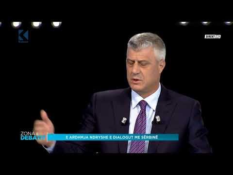 Zona e Debatit - Hashim Thaçi - 26.10.2017 - Klan Kosova