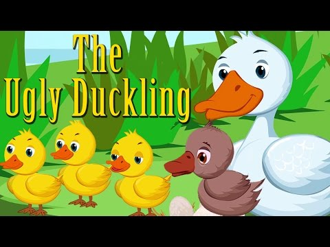 The Ugly Duckling Full Story | Animated...