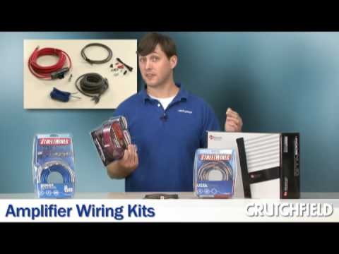 Car Amplifier Wiring Kits Overview | Crutchfield Video - YouTube on crutchfield sub diagram, crutchfield wiring gauge, crutchfield wiring guide, crutchfield subwoofer wiring, crutchfield wiring capacitor,