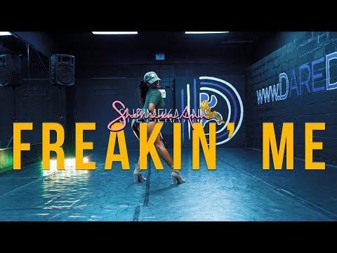 Jamie Foxx ft. Marsha Ambrosius - Freakin' Me x She'Meka Ann Choreography