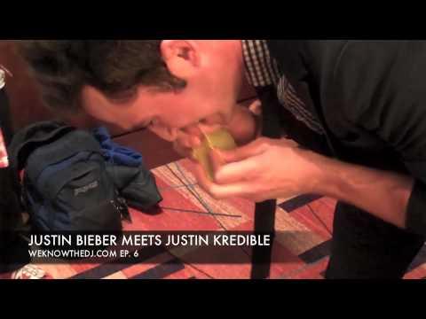 "WEKNOWTHEDJ - Season 1, Episode 6: ""Justin Bieber Meets Justin Kredible"""