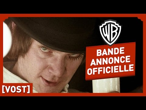 Orange Mécanique - Bande Annonce Officielle (VOST) - Warren Clarke / Stanley Kubrick