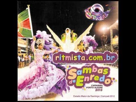 cd samba enredo porto alegre 2014