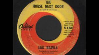Lou Rawls - The house next door - Northern soul.wmv