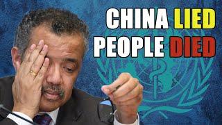 #66 World Health Organization Helped China Lie