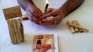 Utilización del Palo Santo