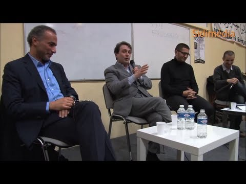 L'intégrale de la conférence Nabe/Ramadan à Lille le 2 mars 2012