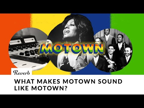 Can We Recreate The Motown Sound? | Reverb