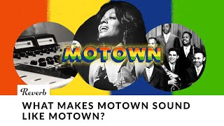 Can We Recreate The Motown Sound?   Reverb
