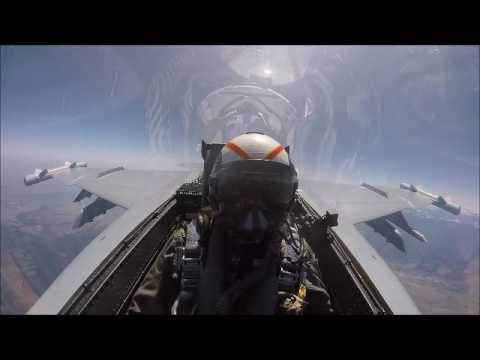 1/C Aviation Cruise: NAS Whidbey Island with VAQ 132 and the EA-18 Growler