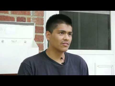 Interview with Mount Prospect teen Daniel Ascencio