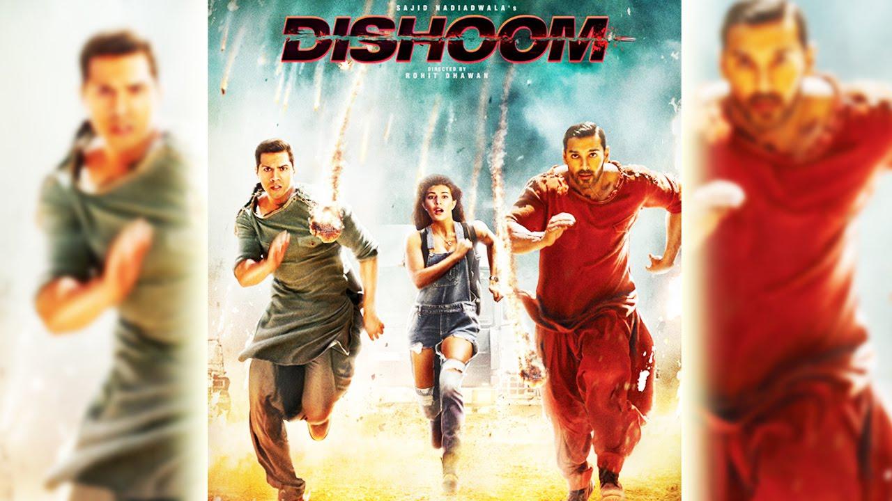 Dishoom Full Movie Hd Varun Dhawan John Abraham Jacqueline Fernandez Success Bash