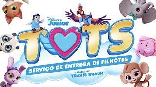 🐱 Gatinha Teimosa/Entrega Pesada 🐋 | TOTS: Serviço de entrega de Filhotes