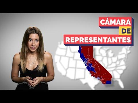 ELECCIONES EN EE UU: ¿En qué consisten las legislativas? Te lo explicamos en tres minutos