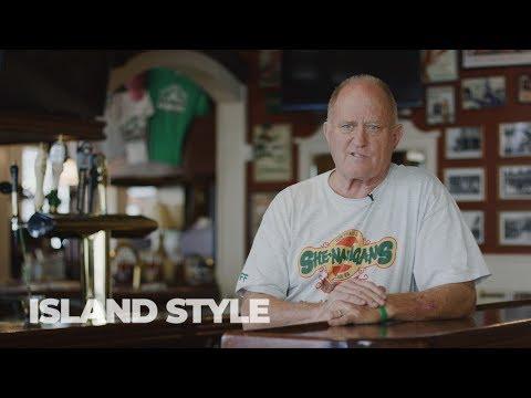 Island Style - History of an Irish Pub Owner in Hawaii