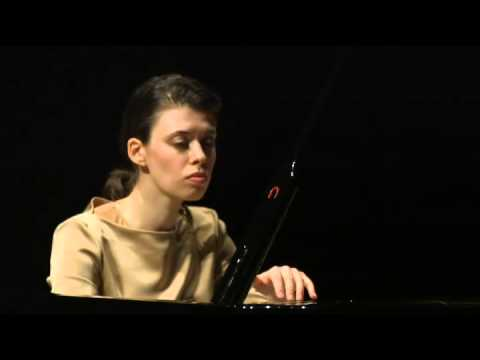 Boulez Douze Notations, Maria Mazo
