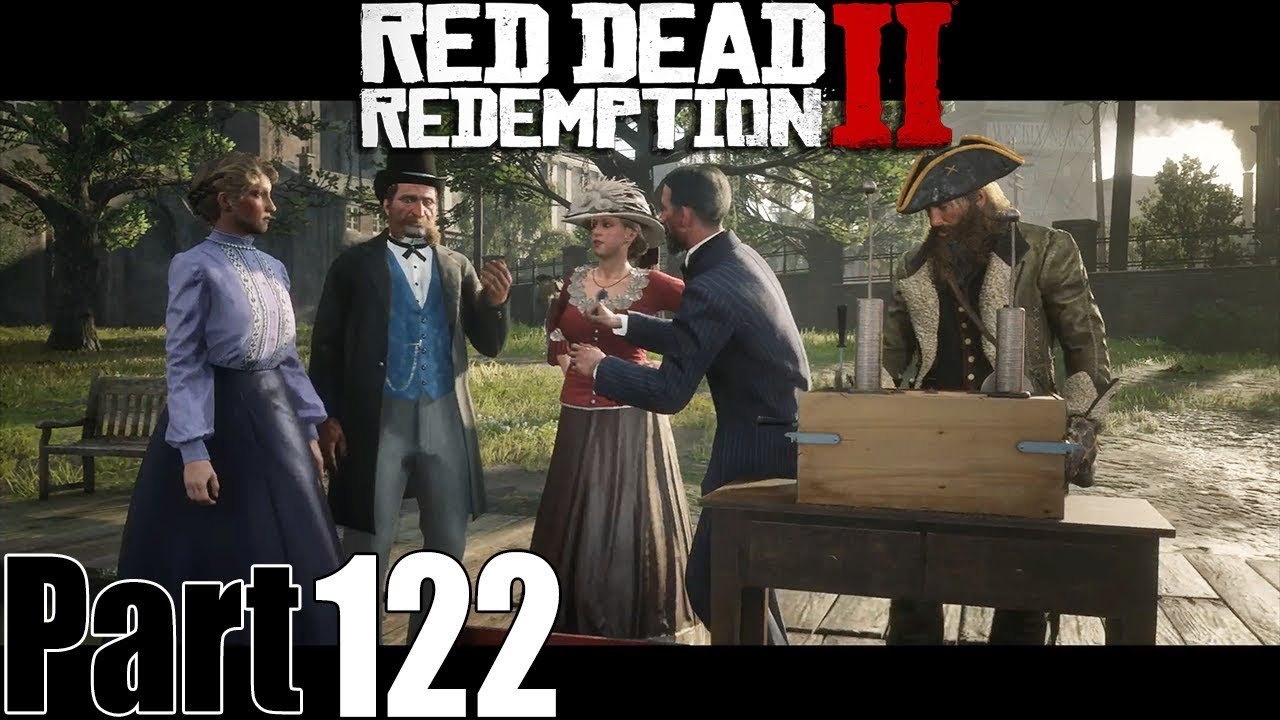 Red Dead Redemption 2 | RDR2 Walkthrough Gameplay Part 122 - Marco Dragic I [PS4 Pro]