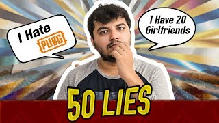 50 shades of lies | TATHAAGAT