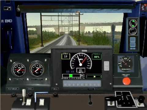 Train Simulator: NEC--Washington to NEW YORK!! Part 16 NEWARK