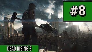 Dead Rising 3 - Gameplay Walkthrough - Part 8 Darker Gods