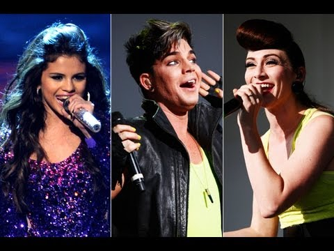 O Music Awards 2012 Winners List- Selena Gomez, Adam Lambert, Karmin!