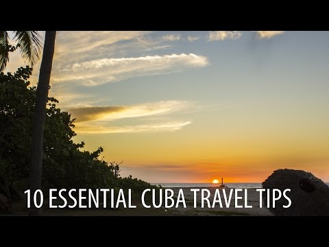 10 Essential Cuba travel tips!