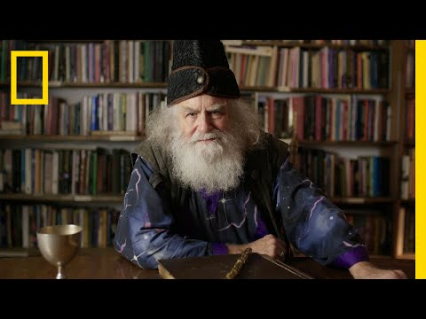 Unicorns and Mermaids? This Real-Life Wizard Will Make You a Believer | Short Film Showcase
