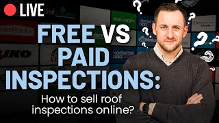 How to sell Roofing inspections? What offers can you sell online and how? Directorii update