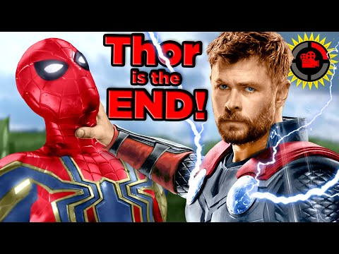 Film Theory: Thor Will DESTROY The MCU! (Marvel Phase 5) - The Film Theorists