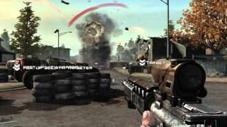 Homefront gameplay PC