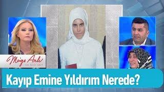 Ankara'da kaybolan Emine Yıldırım nerede? - Müge Anlı ile Tatlı Sert 22 Ocak 2020
