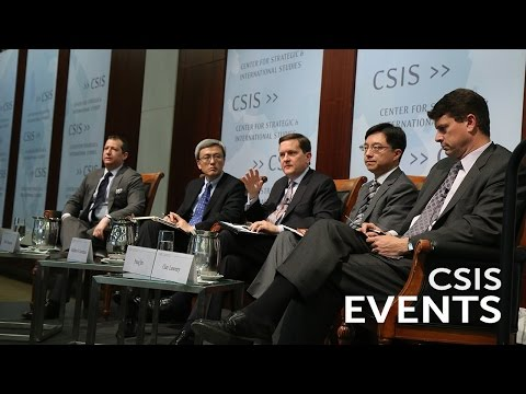The U.S.-China Relationship in an Evolving Global Economic Order
