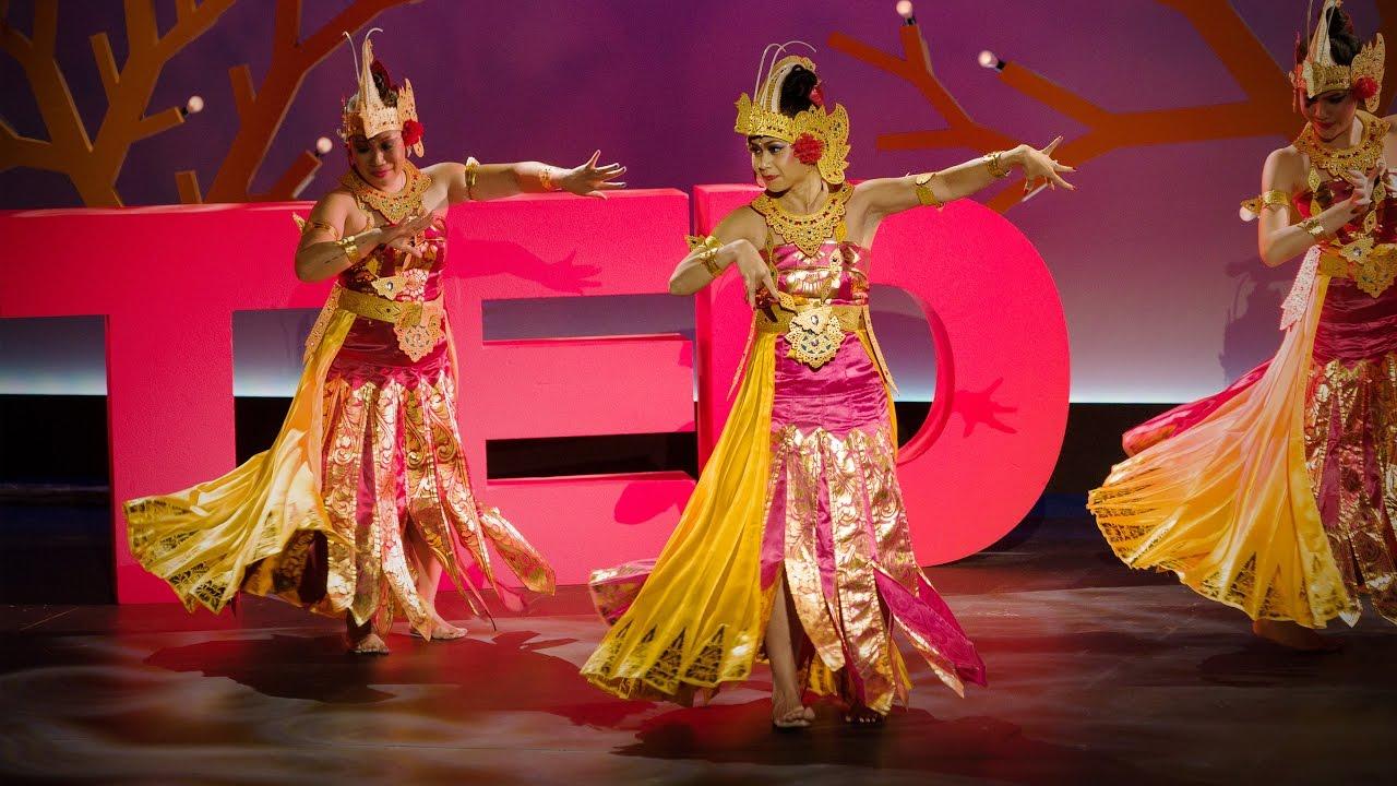Rediscovering heritage through dance | Amelia Laytham | TED Institute