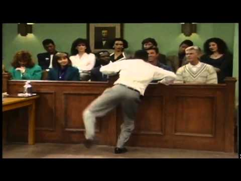 Martin(Martin goes crazy in court)