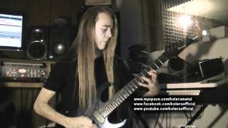 KOLERA: NEW TRACK 2011 - SEEKING BASSIST (DEATH METAL) Video