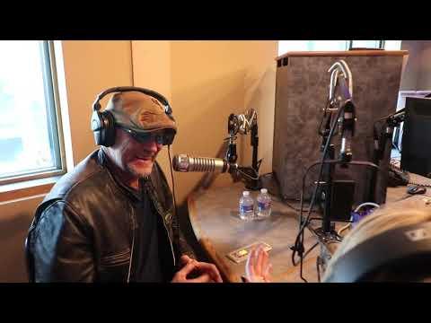 Michael Rooker  Mix93.3  RTLive