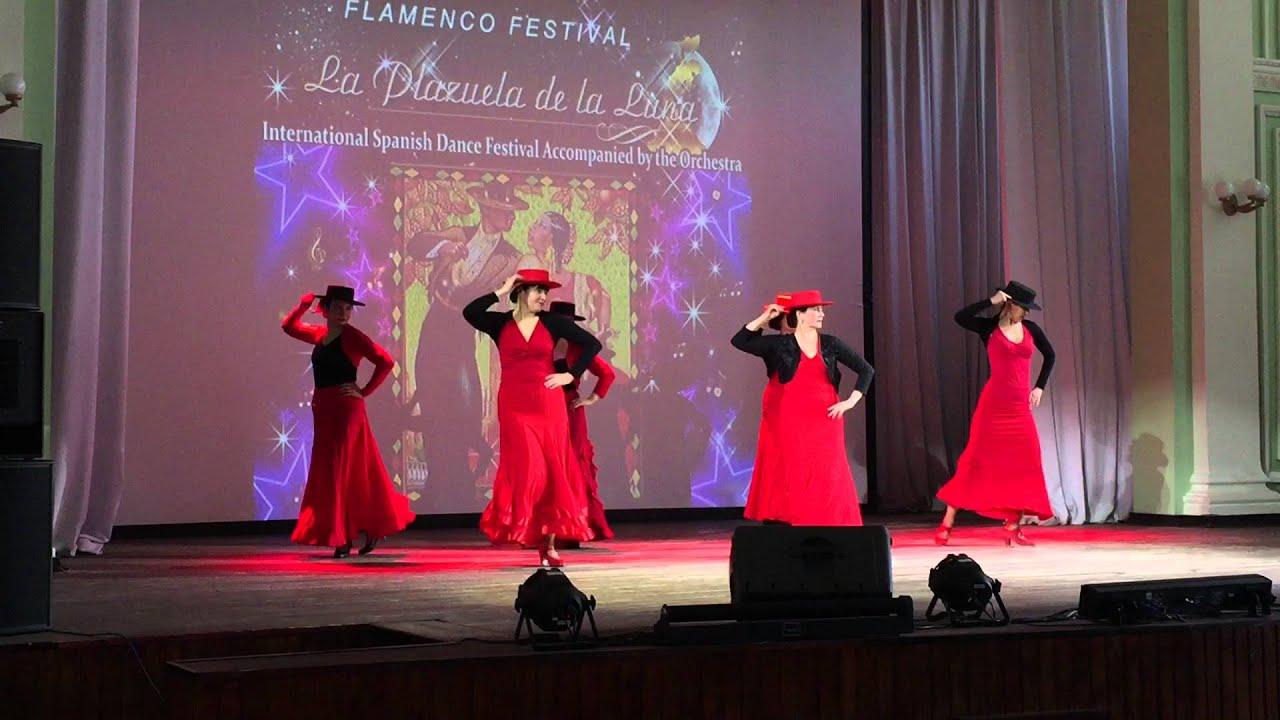 Escuela de baile flamenco \