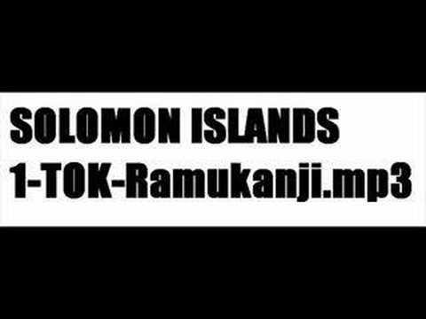Solomon Island ONETOX-Ramukanji