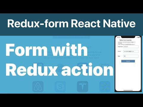 55-Redux-form#6 Submit your form via a dispatched Redux