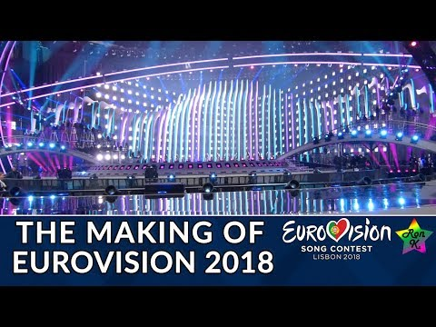 The making of Eurovision Song Contest 2018 - Special behind-the-scenes documentary (Ron K.)