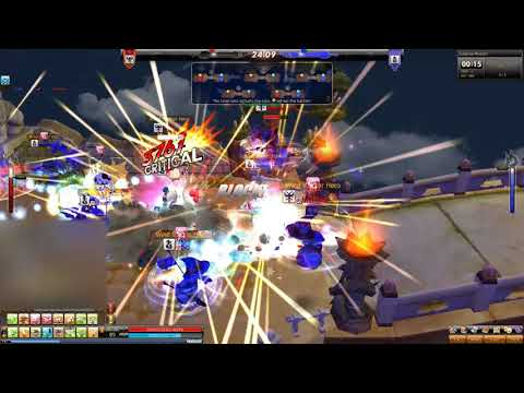 Dragon Saga Sky VS LaW 3/3/2018 Emporia War