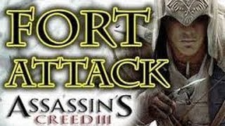 Assassin's Creed III - Fort St. Mathieu Liberation - Dutch Commentary