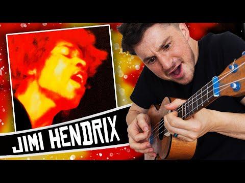 Jimi Hendrix Ukulele